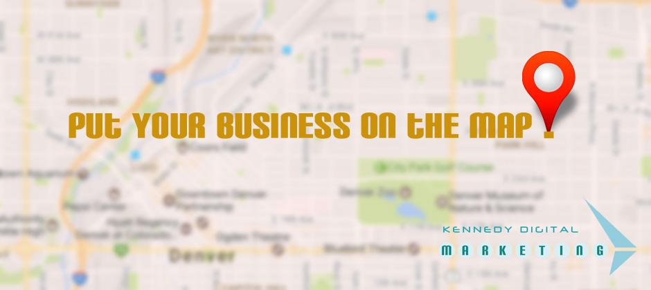 Get my business on Google map